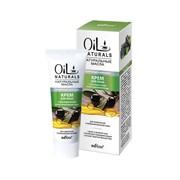 Крем для лица с маслами оливы и косточек винограда Коррекция морщин, линия Oil Naturals фото