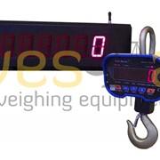 Крановые весы с радиоканалом 10т фото