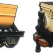 Вагоны, вагонетки грузовые монорельсовые фото