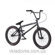 """Велосипед BMX WTP JUSTICE TT 21"""" черный 2014 фото"""