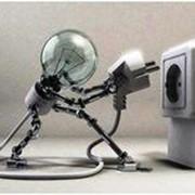 Выполнение электромонтажных работ фото