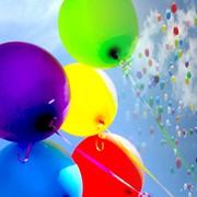 Запуск шаров с вашими пожеланиями фото