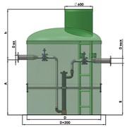 УФ обеззараживатель FloTenk-UF, Устройства для обеззараживания воды, Оборудование для очистки воды фото