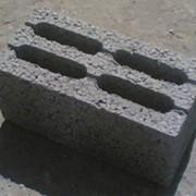 Камень стеновой лицевой рядовой 250х120х88 фото