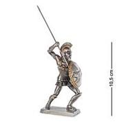 WS-831 Статуэтка ''Спартанец'' 10,5 см. (Veronese) фото