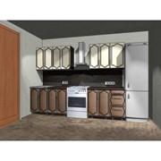 Кухня Omega 2,2 м/п фото