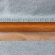 Органза шоколадная 39 см / 10 ярд 3358 фото