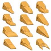 Коронка (зуб, наконечник) ковша стандартная, усиленная, скальная J200 / J250 / J300 / J350 / J400 / J450,коронка К80 / К90, адаптер, фиксатор экскаваторов CATERPILLAR фото