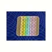 Кодограмма голографическая на драгоценных металлах фото