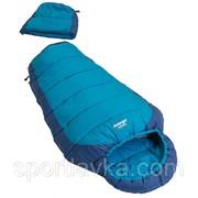 Спальный мешок Vango Wilderness Convertible/12°C/ River Blue 922505 фото