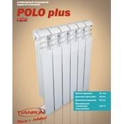 Алюминиевый радиатор POLO PLUS фото