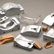 Фрагменты пресс-формы для изготовления защитных очков фото