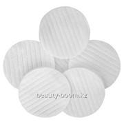 Салфетки-диски с прошитым краем, 100 шт, Артикул А051-09 фото