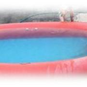 Водный аттракцион бассейн (Для горок) фото