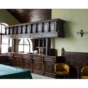 Мебель для ресторанов и баров фото