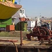 Плавучий кран, плавкран КПЛ 5-30 фото