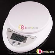 Цифровые кухонные весы 1гр./5000гр. фото