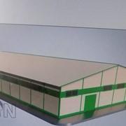 Ангар утепленный под склад, хранилище. фото