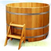 Купель Дуб (круглая) фото