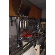 Оборудование для розлива рaзных консистенций фото