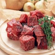 Охлажденная говядина(сорт высший) фото