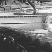 Устройство для обработки расплава инертным газом. фото