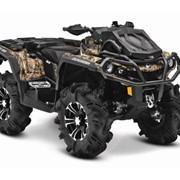 Квадроциклы 2014 Can-Am Outlander X mr 1000 фото