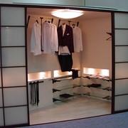 Шкаф гардеробный на заказ фото