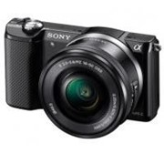 Цифровой фотоаппарат SONY Alpha 5000 kit 16-50 Black (ILCE5000LB.CEC) фото