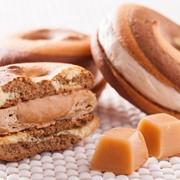 Ванильное-шоколадные бисквиты Инь-Янь фото