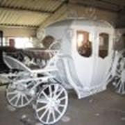 Свадебная карета модель 31 фото