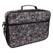 "Сумка для ноутбука Nala CITY CASE Black&White 15.6"" фото"