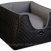Лежак для животных Tronky, черный ANTEPRIMA фото