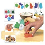 Набор форм для печенья и мастики «НОВОГОДНЯЯ СКАЗКА» фото