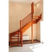 Лестницы готовые фото