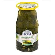 Огурцы соленые Муромские бочковые, 1700гр фото