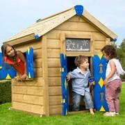 Детские игровые комплексы фото