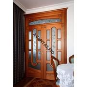 Двери Классические массив, арт. 42 фото