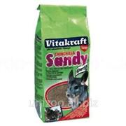 Песок для шиншилл Vitakraft SANDY Chinchilla (Витакрафт) 1 кг фото