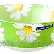 Салатник Luminarc Aime Carina Paquerette green G0094 12 см фото