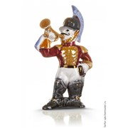 Фарфоровая игрушка Солдатик, арт. 8769741 фото