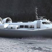 Пассажирское судно на воздушной подушке СВП-50 Проект 12270М фото