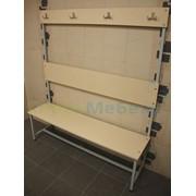 Скамейки для гардеробной фото
