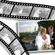 Заказать слайд шоу история любви и свадьба фото