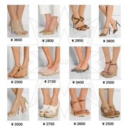 Летние туфли женские 45449135010 фото