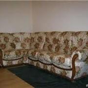Обивка угловой мебели фото