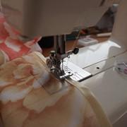 Услуги по дизайну, пошиву и монтажу всех видов гардин и штор. Текстильный дизайн любых интерьеров. фото