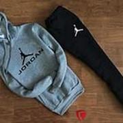 Мужской спортивный костюм Jordan с капюшоном фото