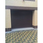 Ворота RYTERNA TL гаражные подъемно-секционные из сэндвич-панелей 3700х2250 фото