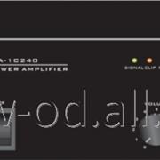Одноканальный усилитель мощности IPA-1С240 фото
